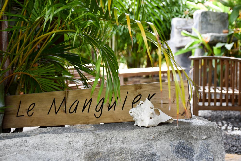 Beste Unterkunft Guadeloupe Grande-Terre Iguana Ecolodge Saint-Francois Le Manguier Bungalow