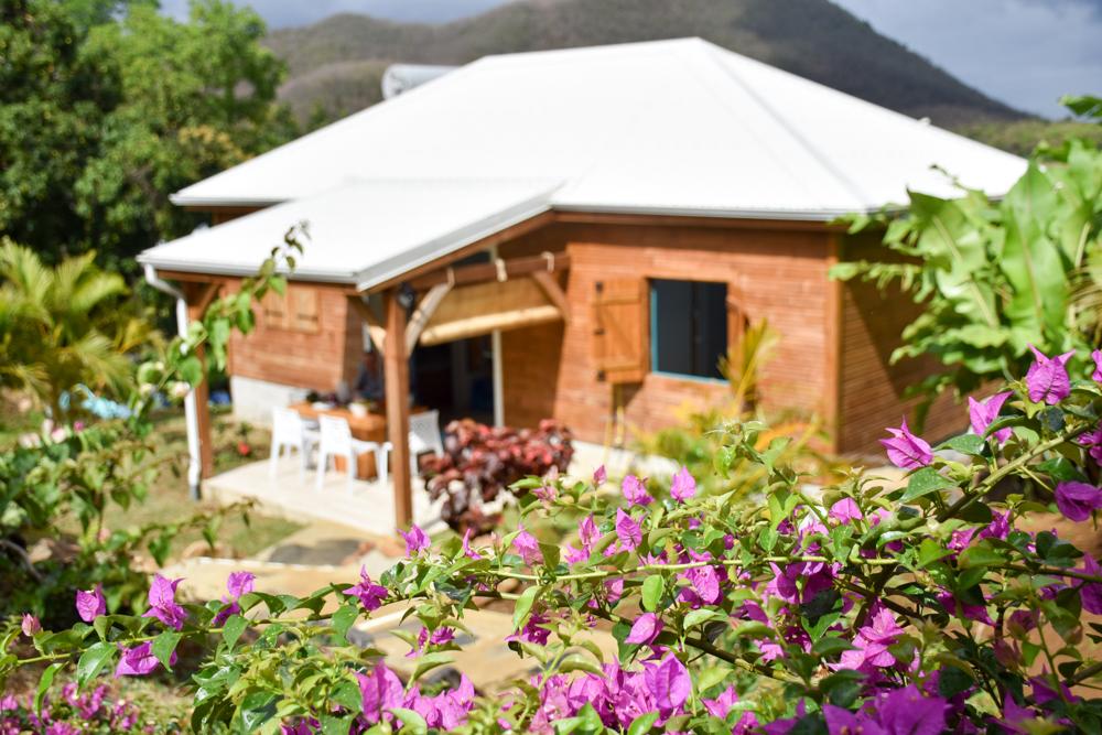 Beste Unterkunft Guadeloupe Basse-Terre Amour Deshaies