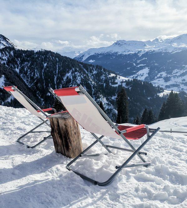 Winterwanderung Prättigau: Panoramaweg von St. Antönien nach Pany