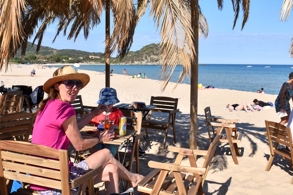 Sardinien Süden Reisetipps Highlights Unterkunft Restaurant Strand Chiosco Bar Monte Cogoni
