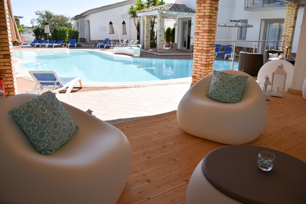 Sardinien Süden Reisetipps Highlights Unterkunft Restaurant Strand Eliantos Chia Pool