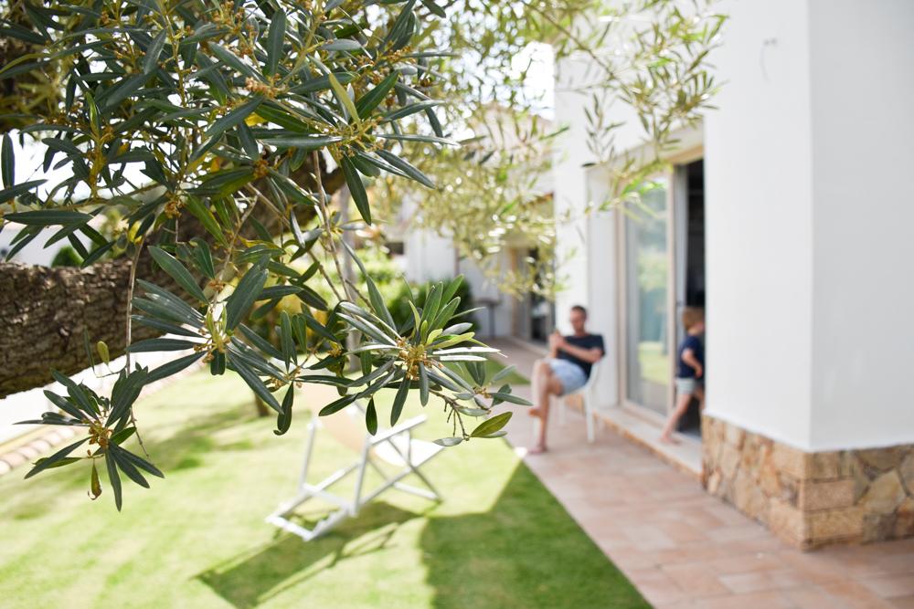 Sardinien Süden Reisetipps Highlights Unterkunft Restaurant Strand Eliantos Hotel Terrasse