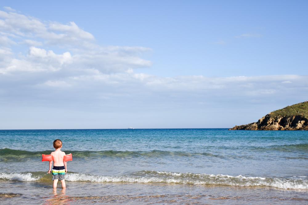 Sardinien Süden Reisetipps Highlights Unterkunft Restaurant Strand Schwimmen Spiaggia Su Guideu Chia