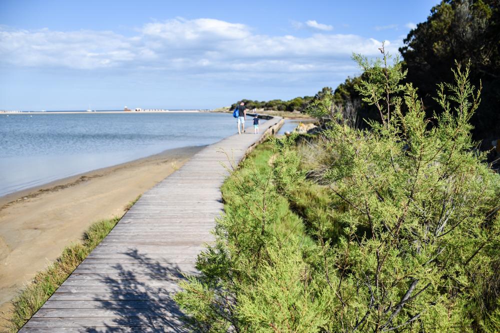 Sardinien Süden Reisetipps Highlights Unterkunft Restaurant Strand Spiaggia Su Giudeu