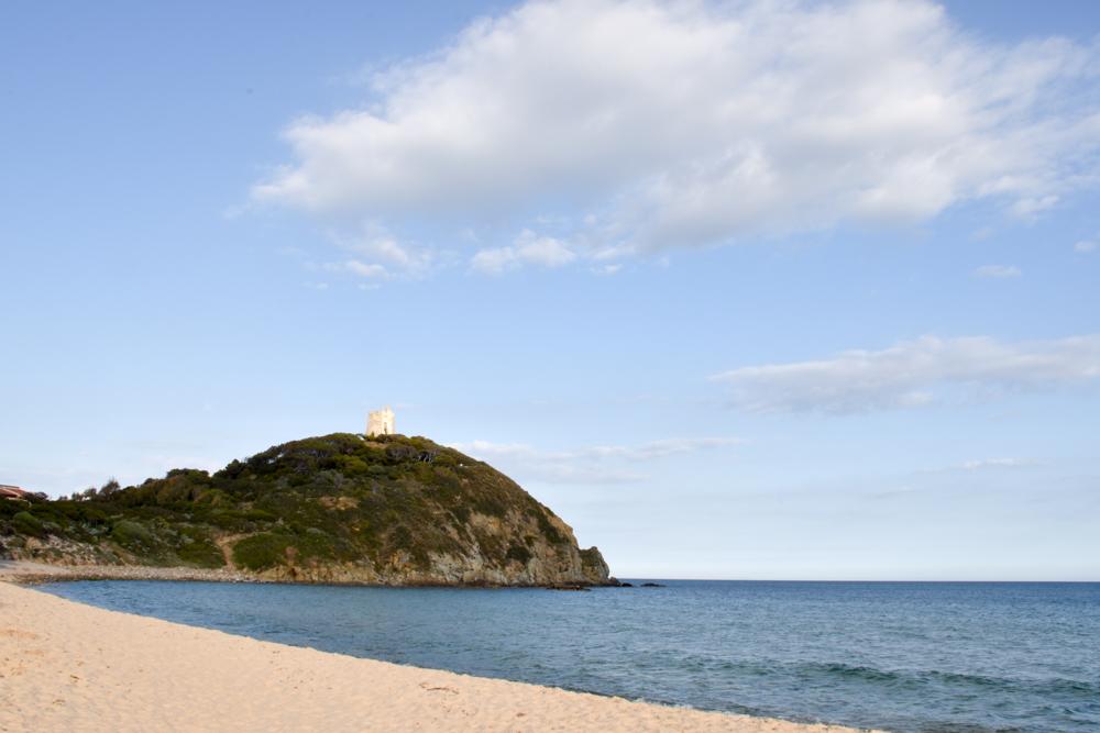Sardinien Süden Reisetipps Highlights Unterkunft Restaurant Strand Spiaggia di Monte Cogoni