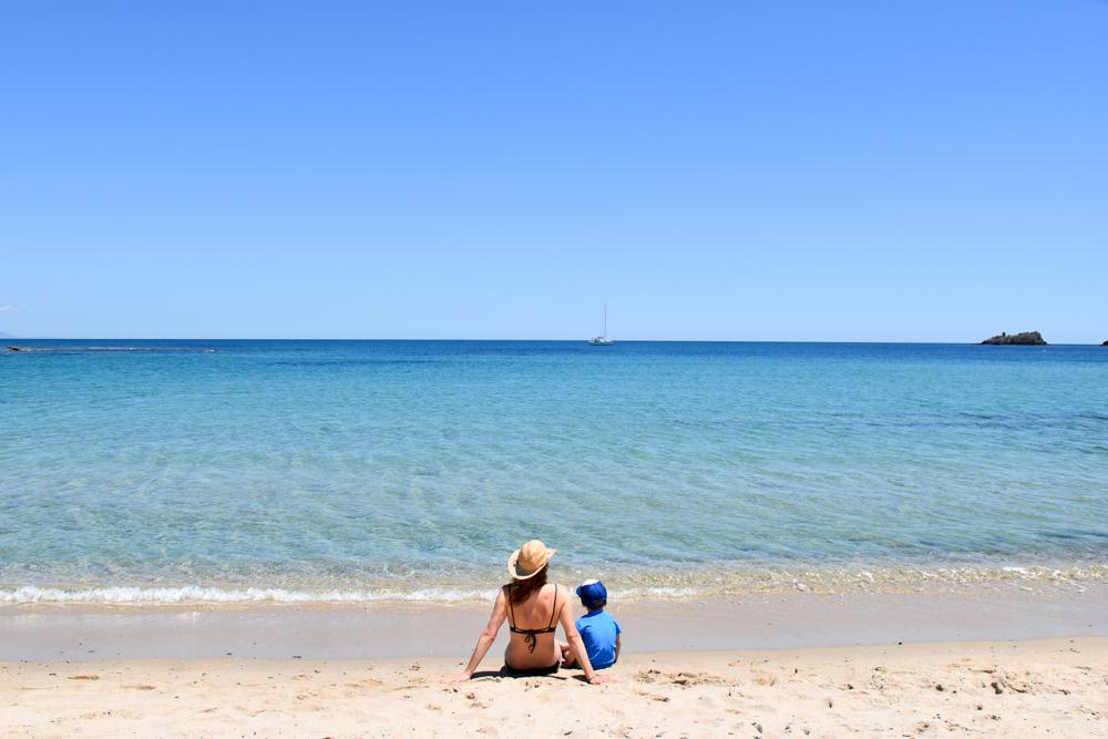 Sardinien Süden Reisetipps Highlights Unterkunft Restaurant Strand Spiaggia di Nora Pula