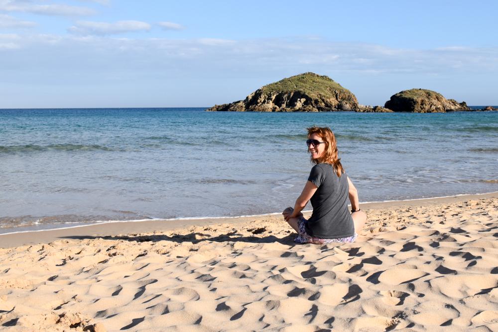 Sardinien Süden Reisetipps Highlights Unterkunft Restaurant Strand Travel Sisi Esther Mattle Spiaggia Su Guideu Chia