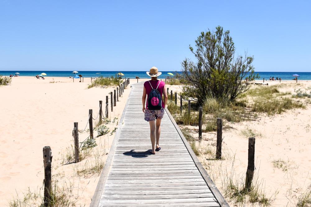 Sardinien Süden Reisetipps Highlights Unterkunft Restaurant Strand Travel Sisi Esther Mattle Spiaggia di Monte Cogoni