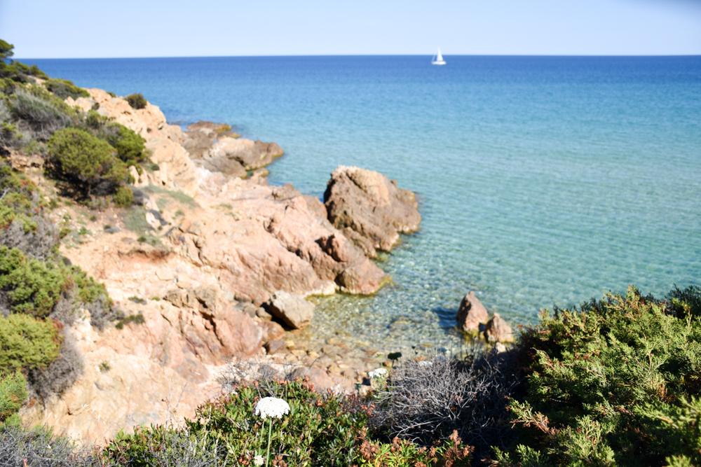 Sardinien Süden Reisetipps Highlights Unterkunft Restaurant Strand Wunderschöne Cala del Morto