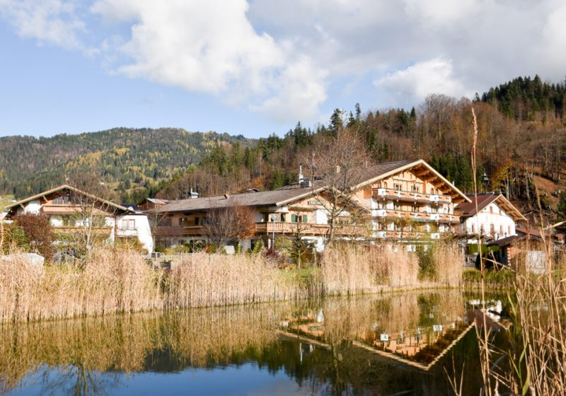Familotel Landgut Furtherwirt Tirol Österreich