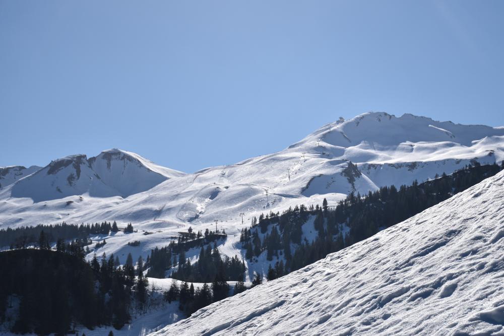 Skigebiet Stoos Ausflug Familie Schwyz Zentralschweiz Schweiz Klingenstock