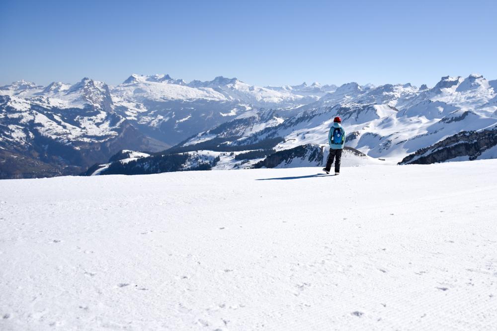Skigebiet Stoos Ausflug Familie Schwyz Zentralschweiz Schweiz Travel Sisi Esther Mattle Fronalpstock