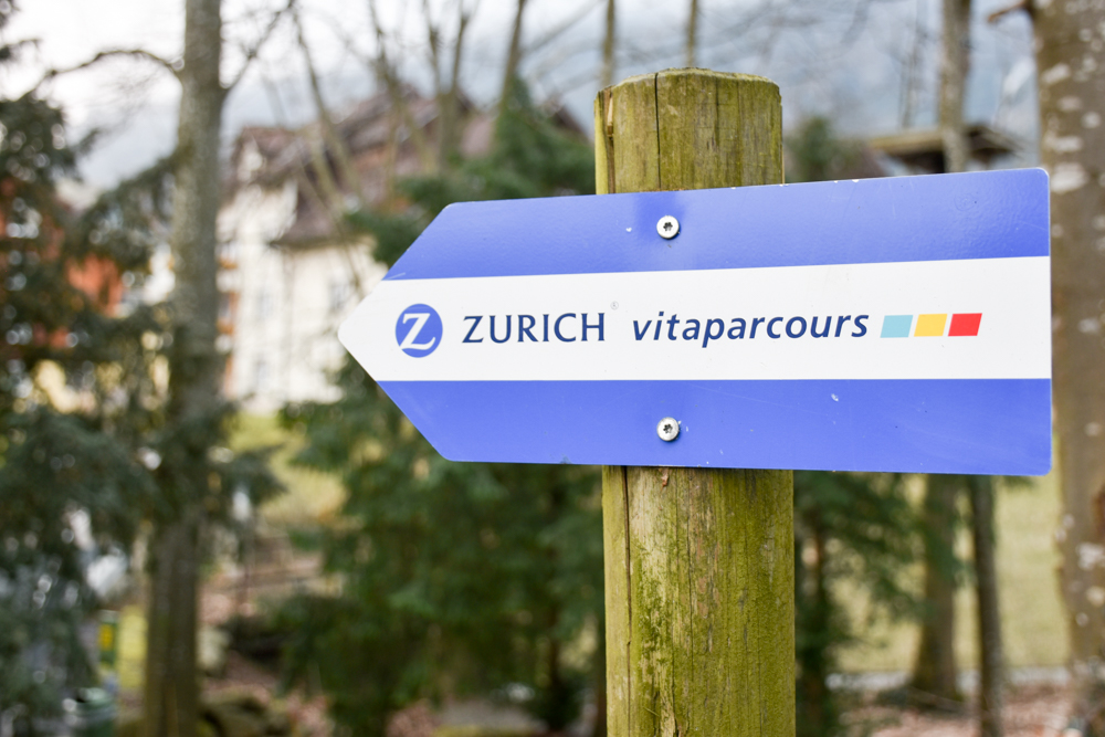 Unterkunft Reka-Ferienresort Swiss Holiday Park Morschach Schwyz Schweiz Vita Parcours