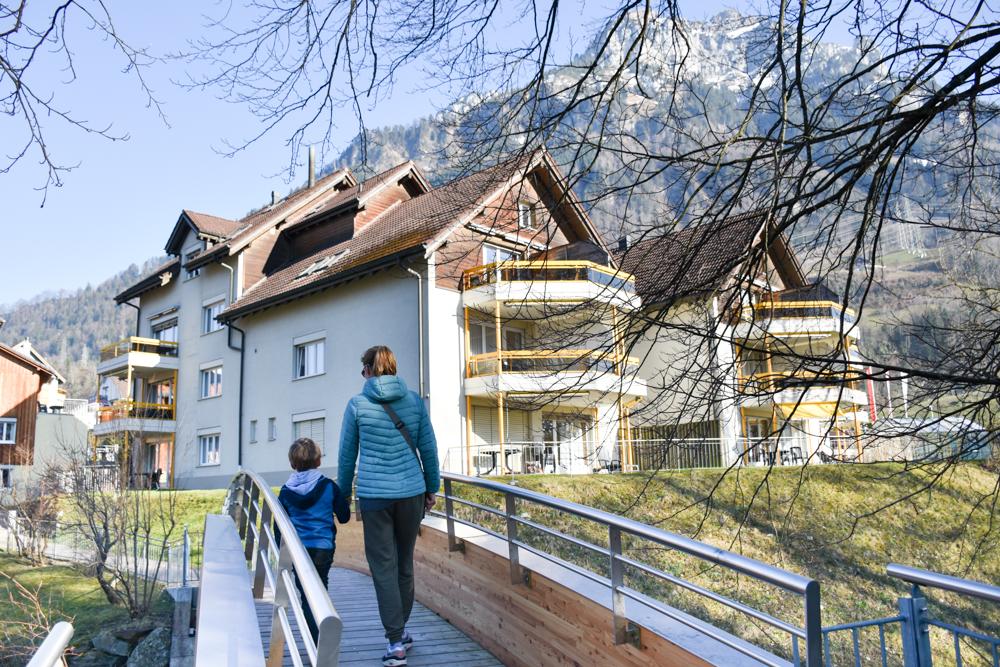 Unterkunft Reka-Ferienresort Swiss Holiday Park Morschach Schwyz Schweiz