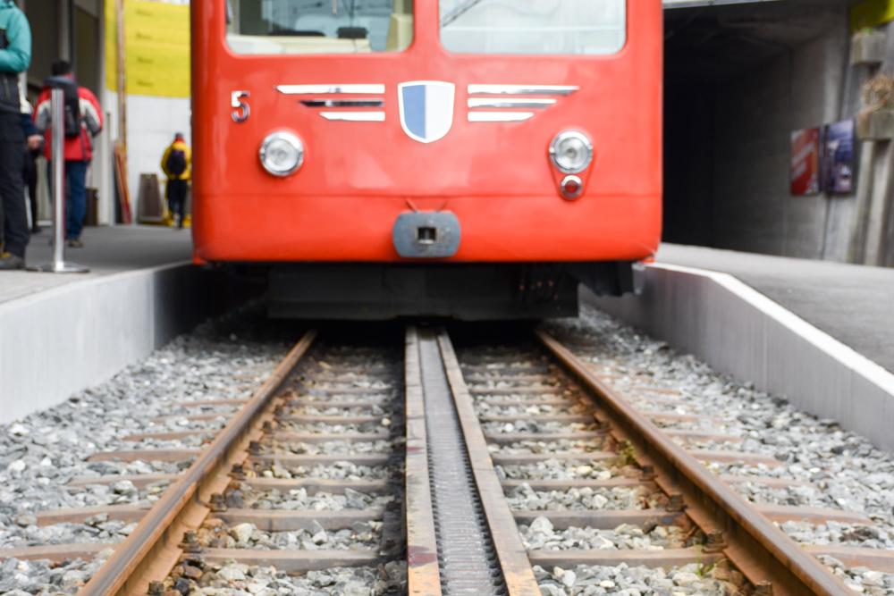 Winterwanderung Rigi Ausflug Familie Zentralschweiz Zahnradbahn