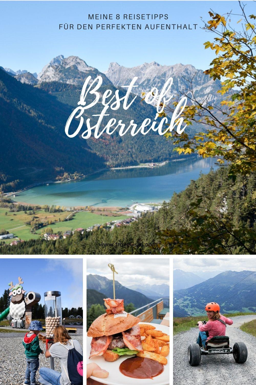 Best of Österreich 8 Reisetipps