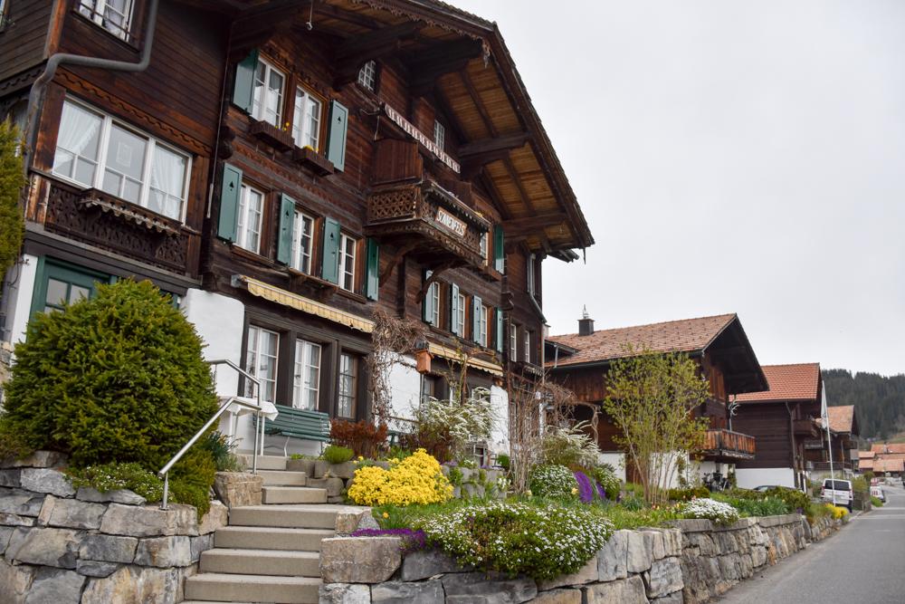 Interlaken Berner Oberland Schweiz mit Kind Beatenberg