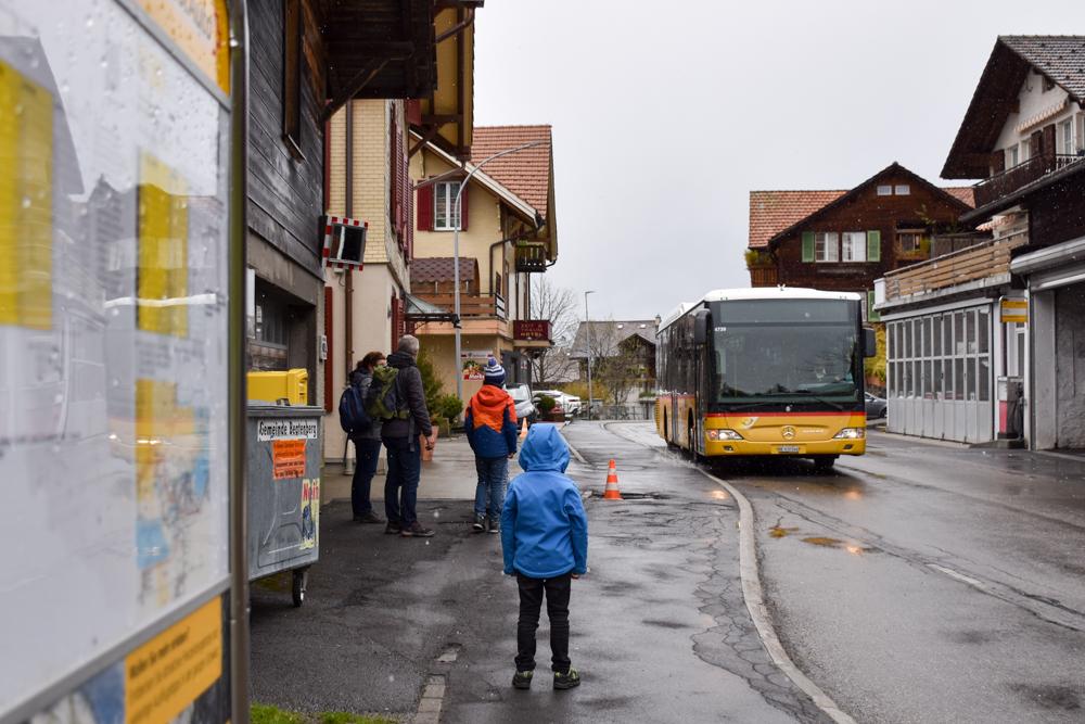 Interlaken Berner Oberland Schweiz mit Kind Gästekarte ÖVs Inklusive