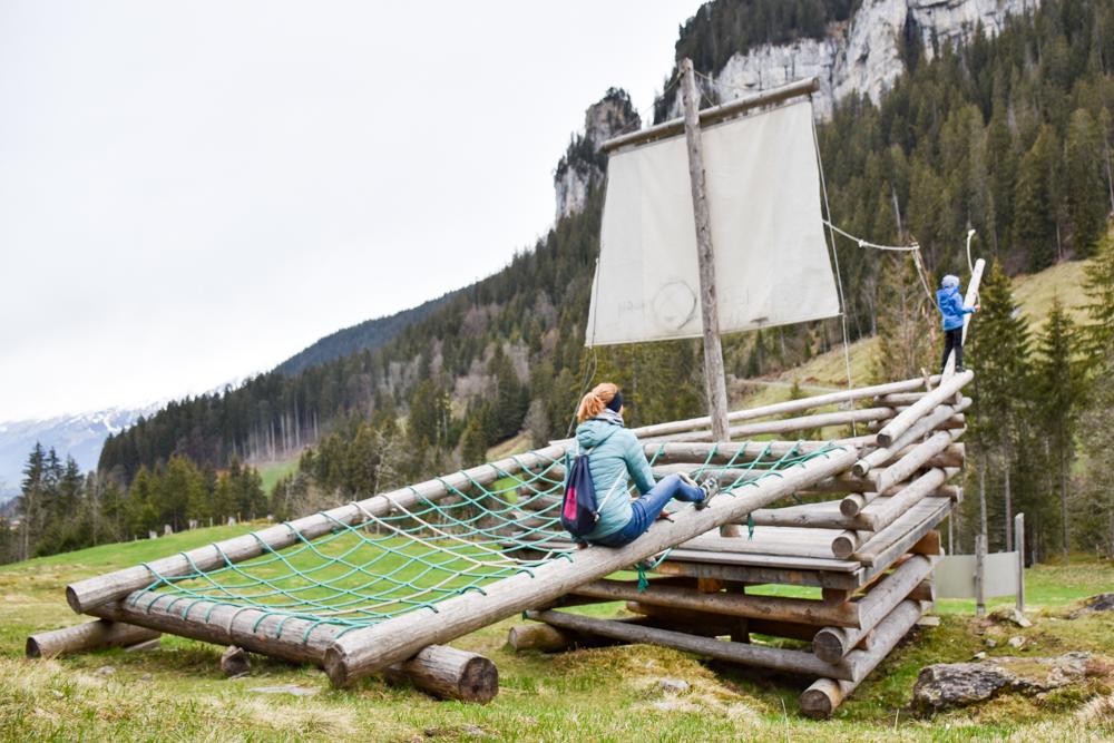Interlaken Berner Oberland Schweiz mit Kind familienfreundliche Tipps