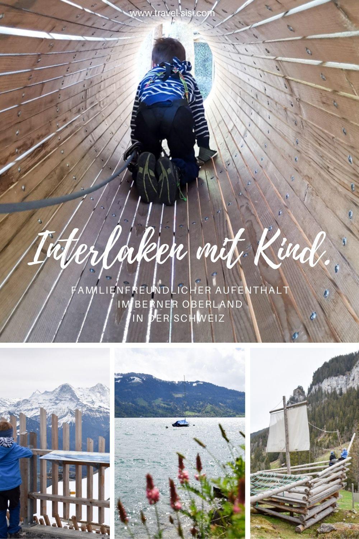 Interlaken mit Kind Berner Oberland Schweiz familienfreundliche Tipps