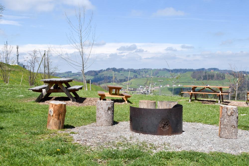 Ausflugstipp Ostschweiz Baumwipfelpfad Neckertal Maestranis Chocolarium Grillstellen