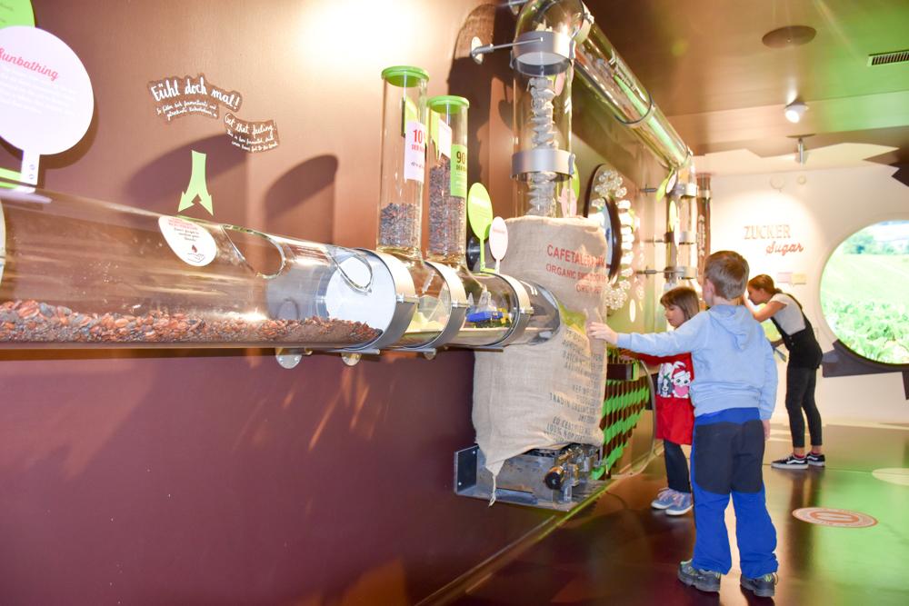 Ausflugstipp Ostschweiz Baumwipfelpfad Neckertal Maestranis Chocolarium kinderfreundlicher Erlebnisrundgang