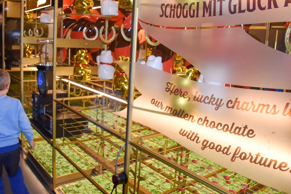 Ausflugstipp Ostschweiz Baumwipfelpfad Neckertal Maestranis Chocolarium Ausstellung