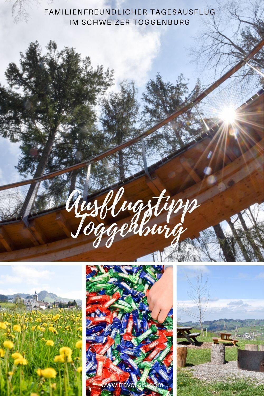 Ausflugstipp Toggenburg Schweiz Baumwipfelpfad Neckertal