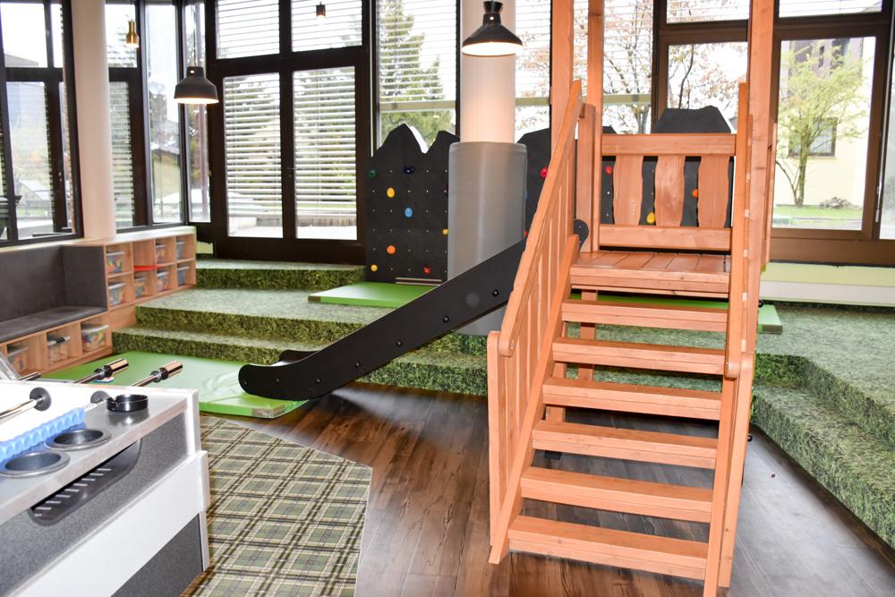 Unterkunftstipp Hotel Dorint Blüemlisalp Beatenberg Interlaken Schweiz Spielzimmer