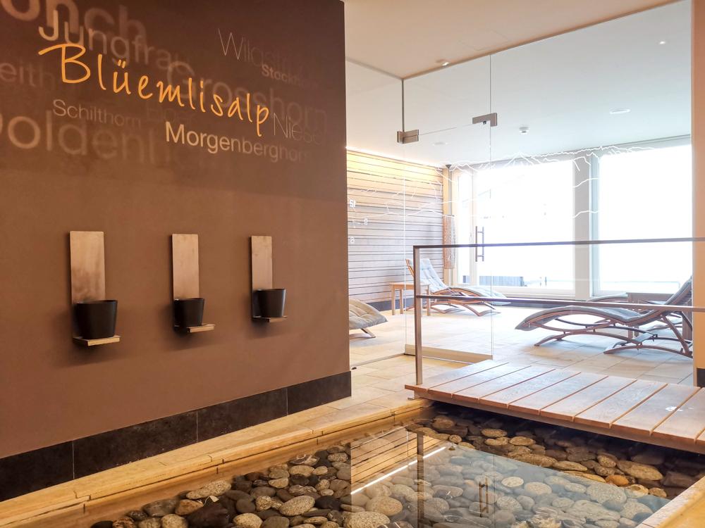 Unterkunftstipp Hotel Dorint Blüemlisalp Beatenberg Interlaken Schweiz Wellness
