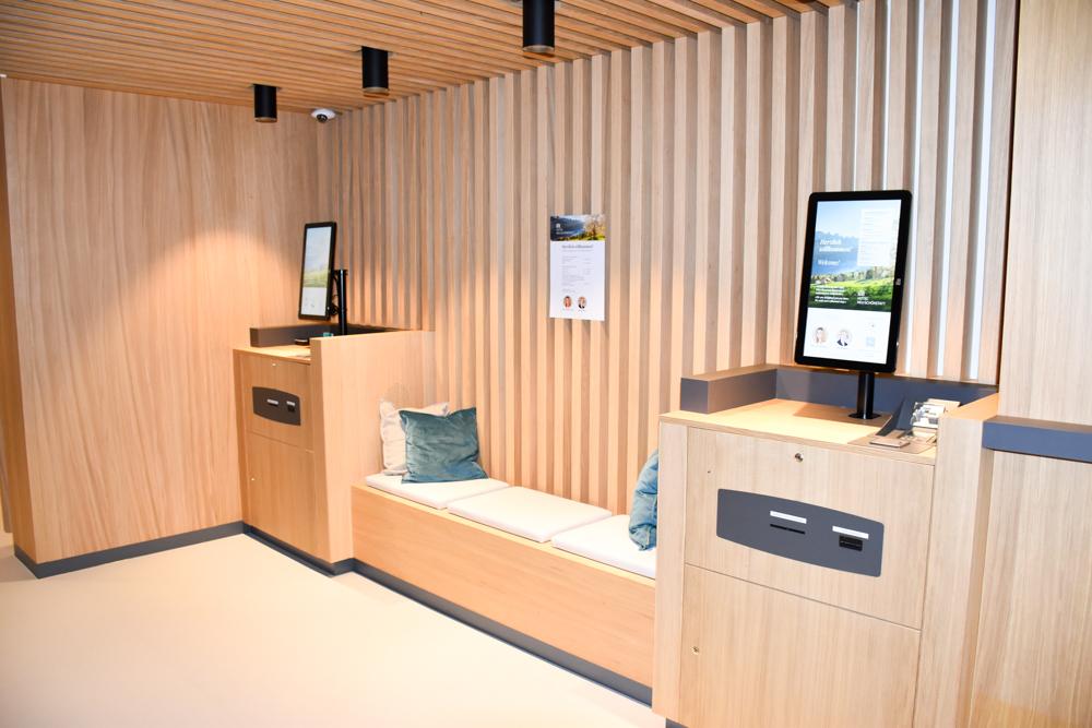 Hoteltipp Walensee Schweiz Quarten Hotel Neu-Schönstatt Self-Checkin im Digitalhotel