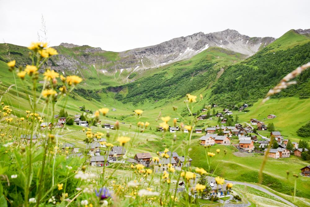 Lamatrekking Tipi Übernachtung Liechtenstein Malbun