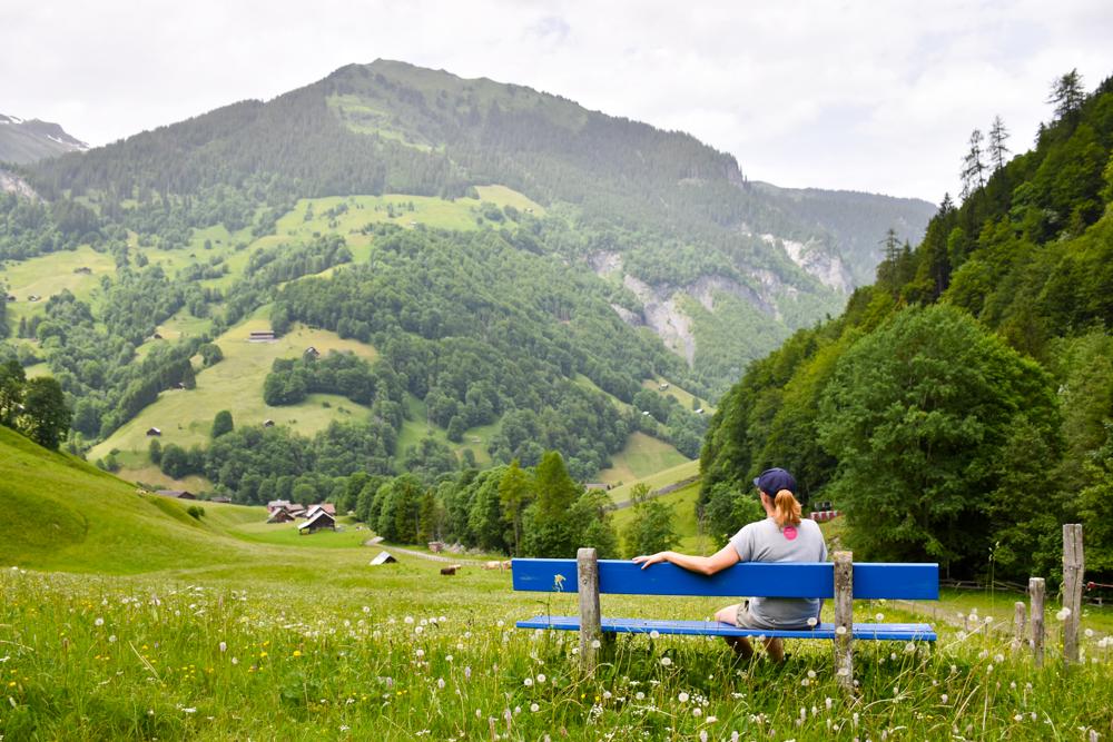 Ausflugstipp Wanderung Wasserfallarena Batöni Heidiland Schweiz Travel Sisi Weisstannental