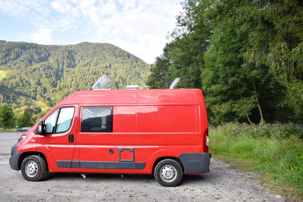 Ausflugstipp Erlebnisberg Golm Montafon Österreich Stellplatz Bergbahnen Golm