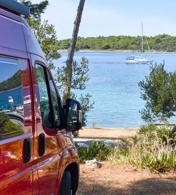 Kroatien Camping Rundreise – Route, Campingplätze, Tipps