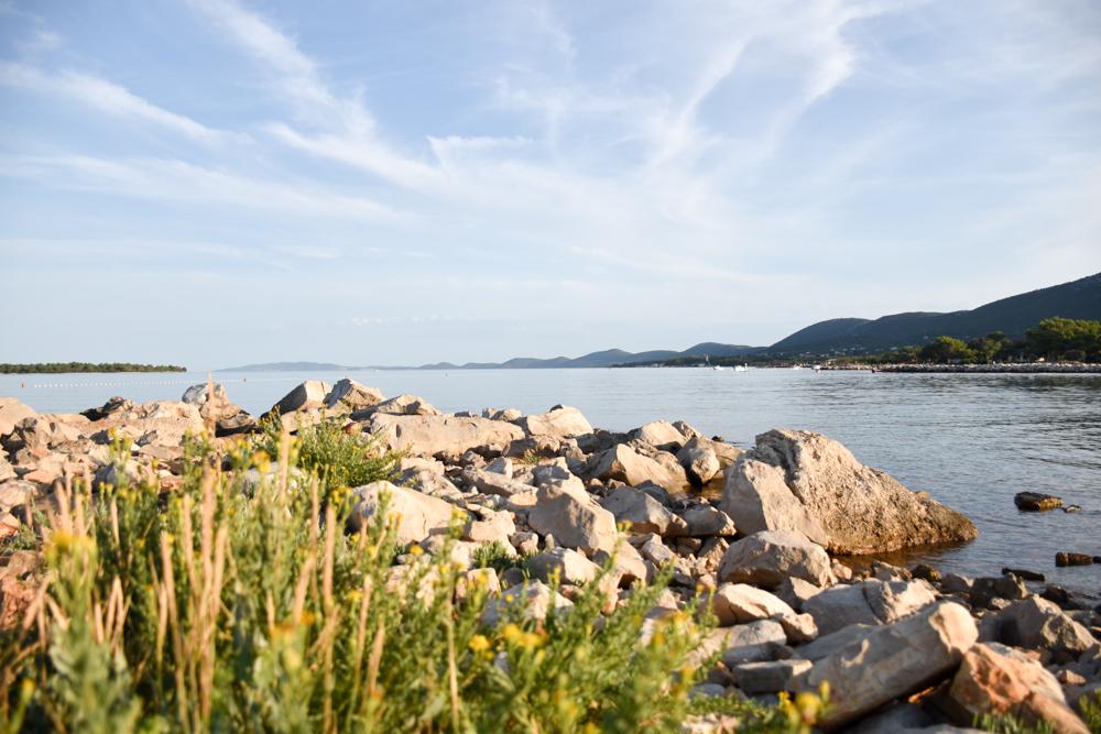 Camping Rundreise Kroatien Familie Bucht Lopari Camping Resort Nerezine Losinj