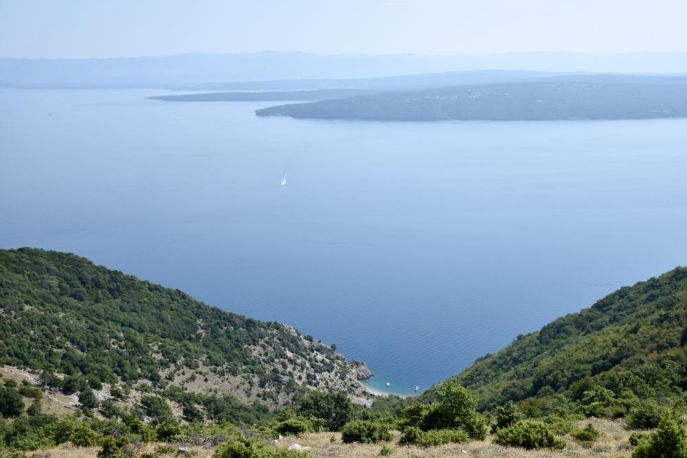 Camping Rundreise Kroatien Familie Cres