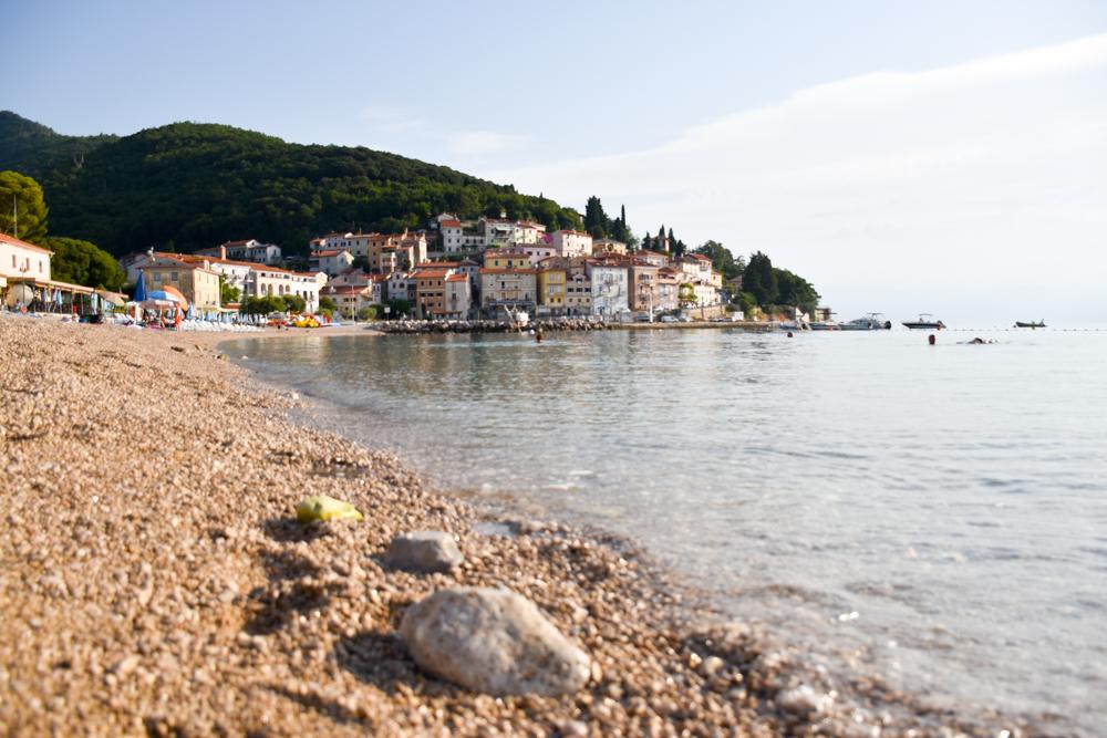 Camping Rundreise Kroatien Familie Moscenicka Draga