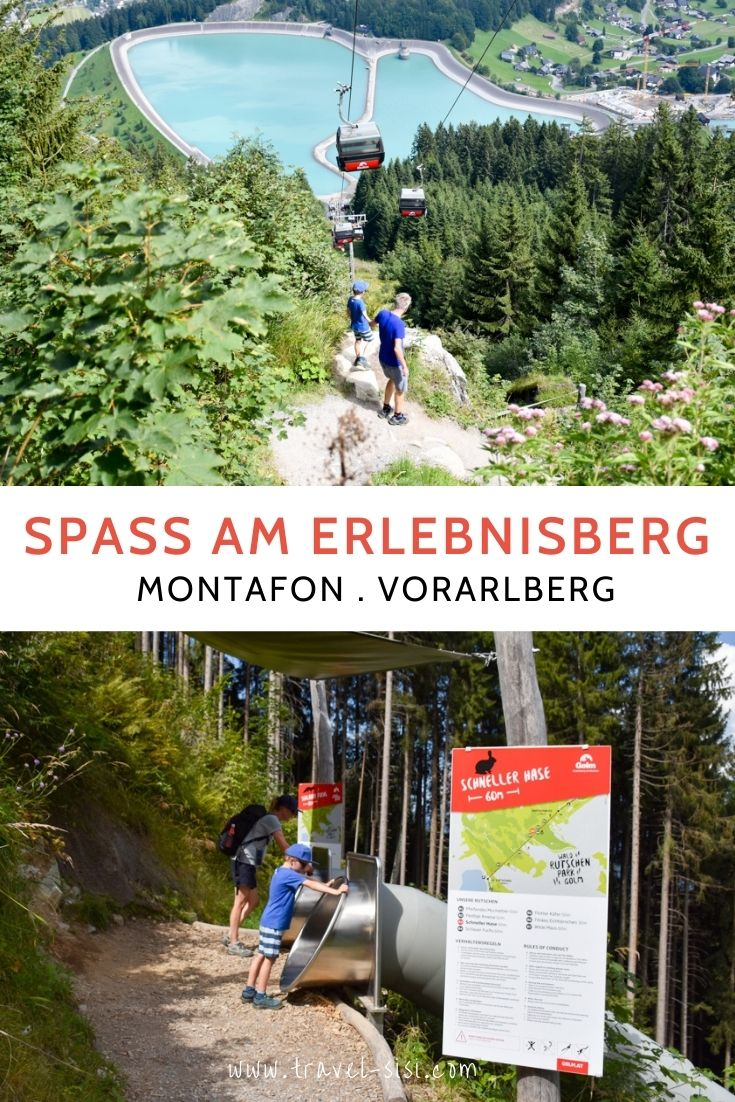 Erlebnisberg Golm Montafon Vorarlberg Österreich