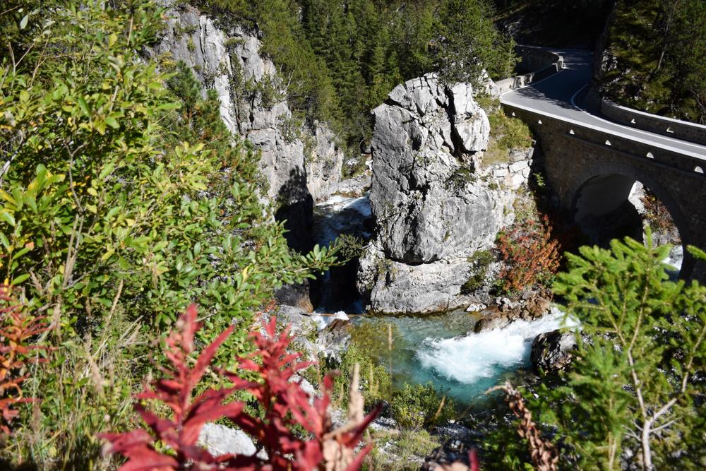 Ausflugstipp Bergün Graubünden Schweiz Bahnerlebnisweg tolle Aussichten